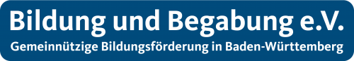 Bildung und Begabung e.V. - gem. Bildungsfoerderung in Baden-Wuerttemberg